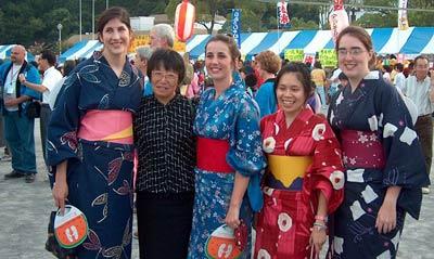 kimono-women