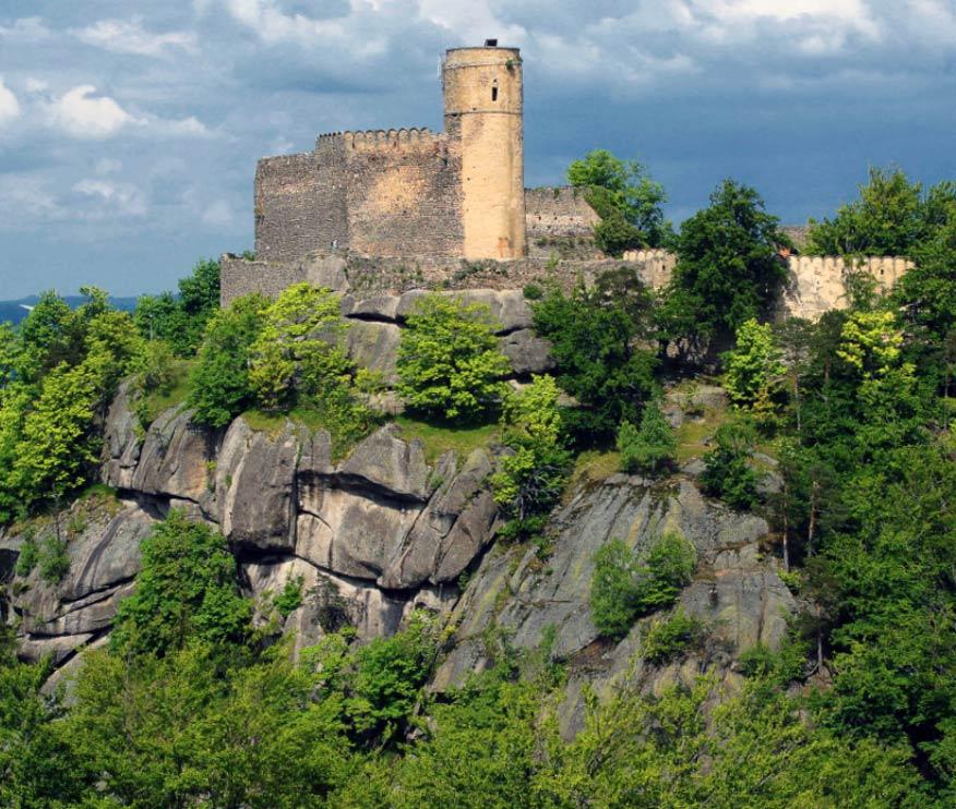 chojnik-castle-poland