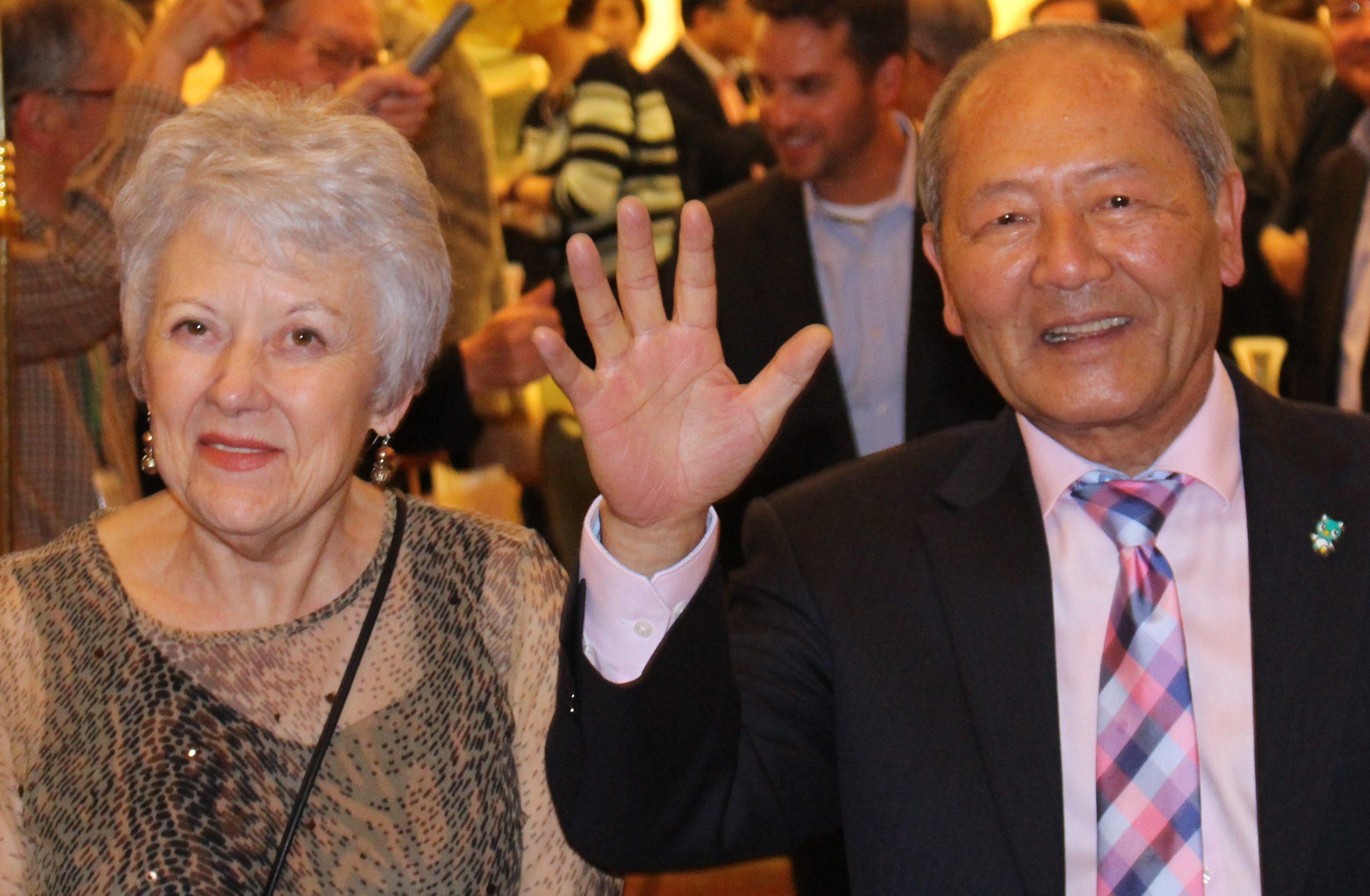 Kathy and Tony Tadasa